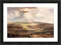 Raby Castle by Joseph Mallord Turner Picture Frame print