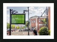 DowntownStAlbert_IMG_4484 Picture Frame print