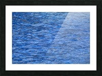 water, blue, structure, nature, wave, swimming pool, swim, liquid, Picture Frame print