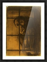 The Convict Picture Frame print