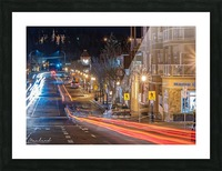 PerronSt_Trailights_DSC4885 Edit Picture Frame print