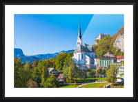 BLED 10 Picture Frame print