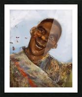 Boyo-Boyo Picture Frame print