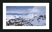 Grossglockner High Alpine Road Picture Frame print