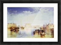 San Giorgio Venice  by Joseph Mallord Turner Picture Frame print