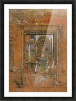 San Giovanni Apostolo et Evangelista by Whistler Picture Frame print