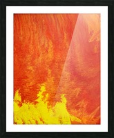 Fire in the Sky. Tala S Picture Frame print