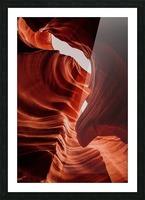 Antelope Canyon Impression et Cadre photo