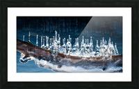 Vikings Picture Frame print
