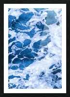 Tropical_XI Picture Frame print