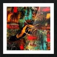 2633 majesta Picture Frame print