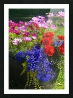 Alaskan Bouquet Impression et Cadre photo