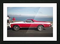 GMC Sprint Utility Pickup coupe combo Impression et Cadre photo