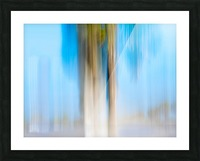 Moving Trees 13 Landscape 52 70 200px Picture Frame print