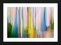 Moving Trees 19 Landscape 52 70 200px Picture Frame print
