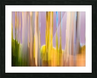 Moving Trees 22 Landscape 52 70 200px Picture Frame print