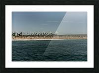 Newport Beach California Picture Frame print