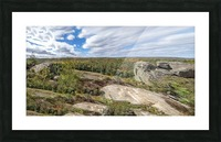 Eagles  Nest Panorama 3a Picture Frame print
