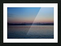 Le pont de Québec a 100 ans Impression et Cadre photo