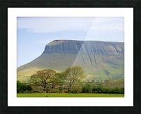 SO 091 Benbulben Picture Frame print