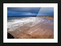 DL 006 Rossnowlagh Picture Frame print