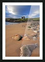 KY 218 Minard Castle Picture Frame print