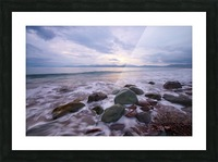 KY 313  Rossbeigh Picture Frame print