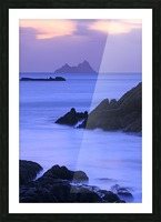 KY 281 Ballinskelligs Bay _1549666038.67 Picture Frame print
