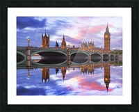 LON 005 Big Ben _1549702153.87 Picture Frame print