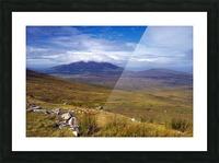 MO 054 Achill Picture Frame print