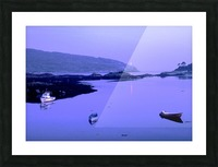 C 027 beara Picture Frame print