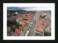 POL 012 Gdansk Picture Frame print