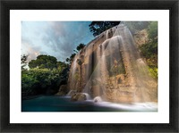 Fontaine de Nice Picture Frame print