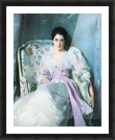 Lady Agnew by John Singer Sargent Picture Frame print