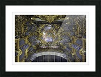 Braga - Portugal -Cathédrale Sé Picture Frame print