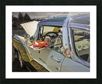 Crown Victoria Picture Frame print