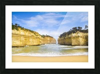 Great Ocean Road Picture Frame print