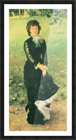 Madame Edouard Pailleron by John Singer Sargent Picture Frame print