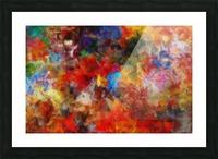 Vivid Life Picture Frame print