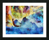 Bird of Freedom Picture Frame print