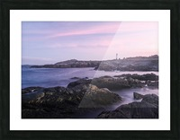 Beacons of lights Picture Frame print
