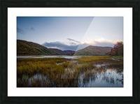 Ingonish valley  Picture Frame print