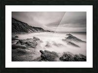 Sea of ghosts Picture Frame print