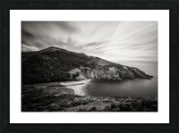 Fishing Cove Picture Frame print