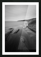 Glassy Picture Frame print