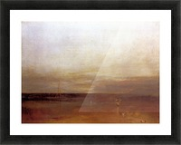 The evening star by Joseph Mallord Turner Picture Frame print