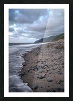 Cape Breton Shore Picture Frame print