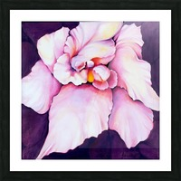 THE ORCHID Picture Frame print