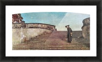 The first trade fair by Giovanni Segantini Picture Frame print