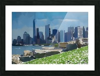 NEW YORK_View  031 Picture Frame print